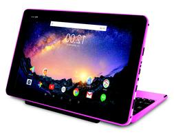 Pink Keyboard Case Touchscreen Tablet Android 32GB 11.5 Wifi