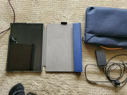 Microsoft  Surface Pro 6  with Case and Bag
