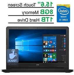 "Dell 15.6"" TouchScreen Laptop Intel Core i5 8GB 1TB I3558-55"