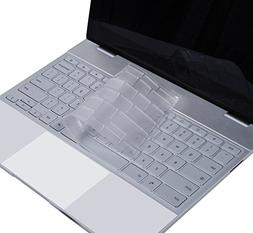 CASEBUY Ultra Thin Soft Clear Keyboard Cover for Google Pixe