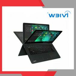 "iView Unison 11.6"" Convertible Touchscreen Android Laptop Qu"